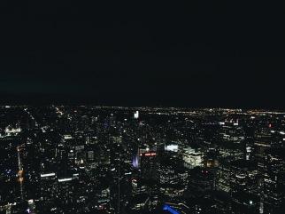 new york city skyline!